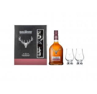 The Dalmore 12 Years Gift Box