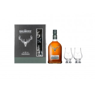 The Dalmore 15 Years Old Gift Set