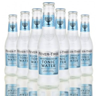Fever Tree Mediterranean Tonic Water (24 x 200ml)