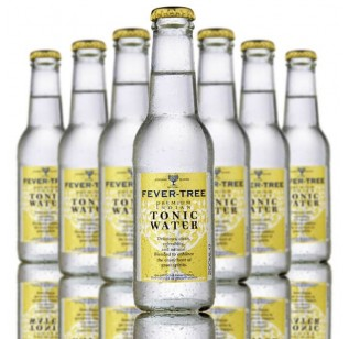 Fever-Tree Premium Indian Tonic Water (24 x 200ml)