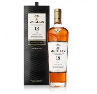 The Macallan 18 Years Sherry Oak