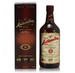 Matusalem Rum 15 Gran Reserva