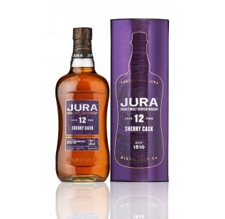 Jura 12 Yrs  Sherry Cask 700ml