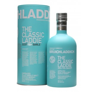 Bruichladdich Scottish Barley (Unpeated)