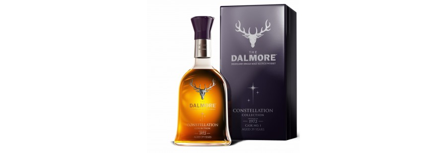 The Dalmore Constellation 1972 Cask 1
