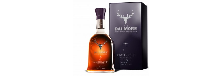 The Dalmore Constellation 1973 Cask 10