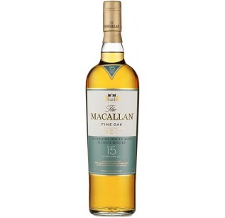The Macallan 15 Years Fine Oak