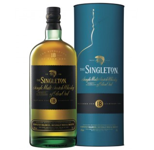 The Singleton 18 Years Old